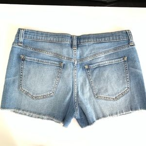 Mossimo Shorts - Mossimo Distressed Boyfriend Shorts